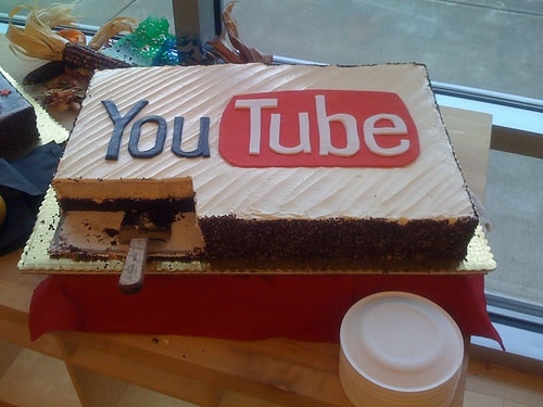 youtube cake design