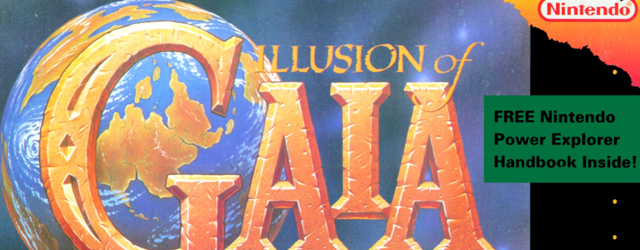 Illusion of Gaia Game