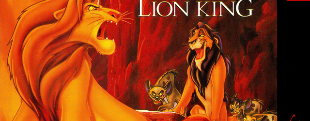 Disney's the lion king snes