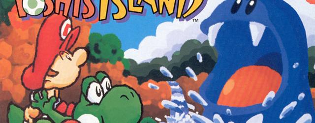 Super Mario Yoshis Island