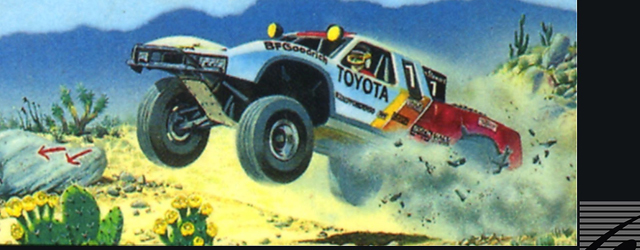 Super Off Road: The Baja SNES