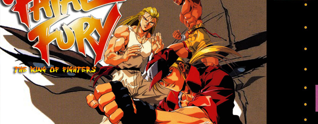 Fatal Fury SNES box artwork