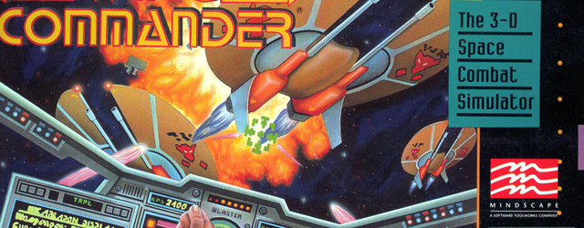 Wing Commander SNES box art