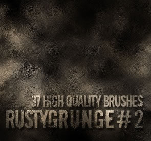 free grunge photoshop brushes