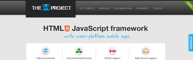 The-M-Project - HTML5 Javascript Framework