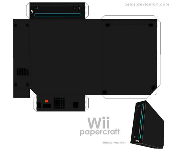 Simple Black Wii