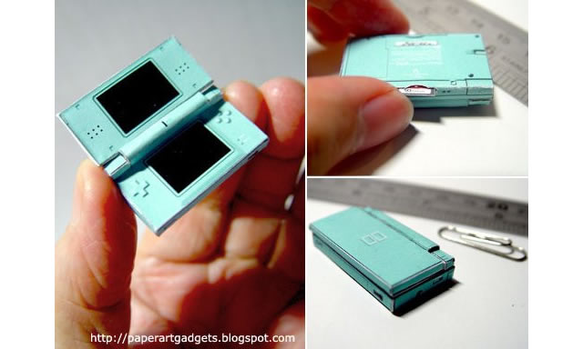 World's Smallest Nintendo DS Lite