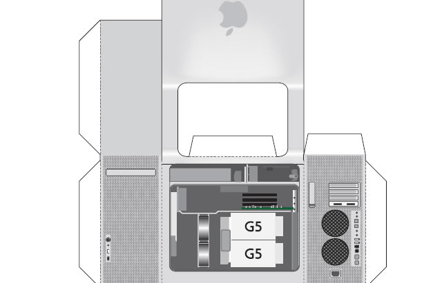 Power Mac G5 Template