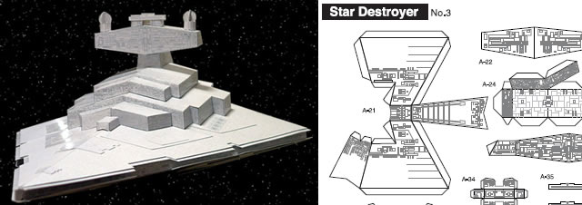 Star Wars - Super Star Destroyer