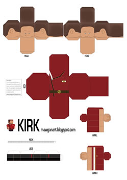 Star Trek Wrath of Khan Characters