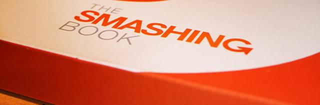 The Smashing Magazine web design book