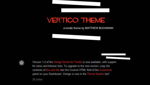 40 amazing free tumblr themes vertigo maxwellsz