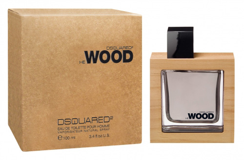 Wood. The Package Design ...