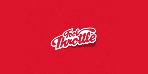 50 fiery bold examples of red in logo design