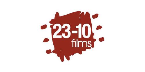 red color logo design inspiration brand Red Films Logo