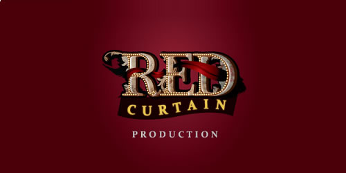 red color logo design inspiration brand Red Logo