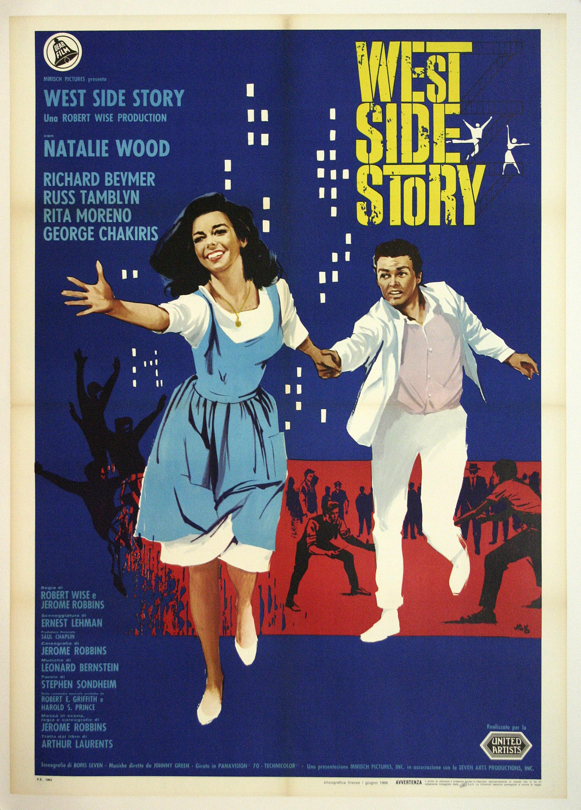 Poster design 50s - Poster 1 1961