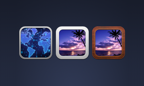 Inspiring Eamples iPhone iPad iOS App Logo Icon Design