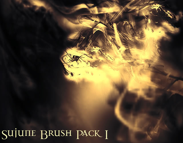 Sujune Brush Pack 1