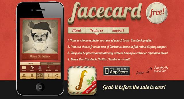 Facevard App