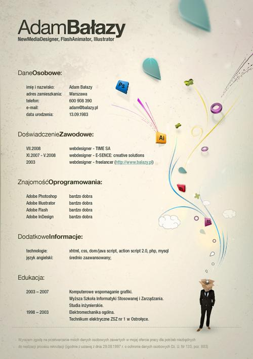 The 40 most creative resume designs ever 2 tudor deleanu creative resume altavistaventures Choice Image