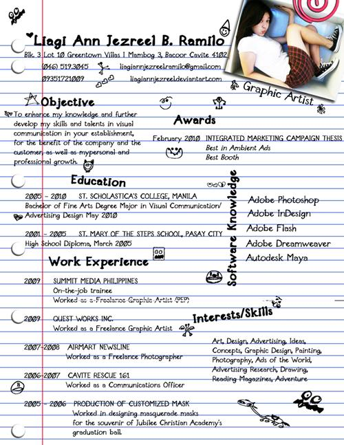 Creative Resume  Most Creative Resumes