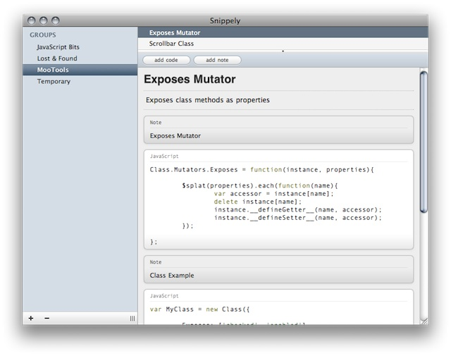 5 Free Desktop Applications for Managing Code Snippets