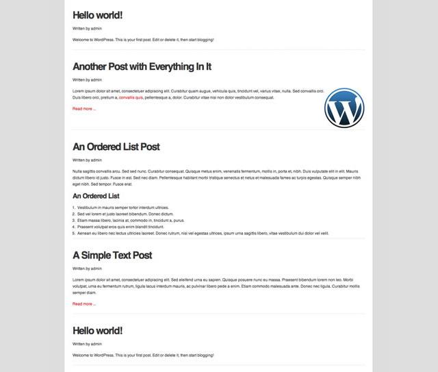 How to Create a Basic WordPress Theme with Gantry Framework
