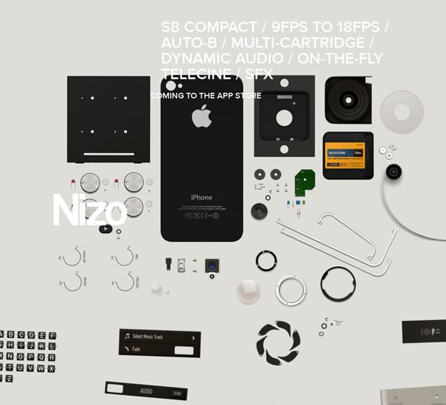 Nizo for iPhone