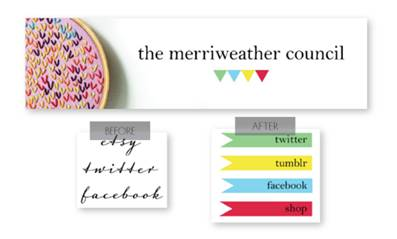 The Merriweather Council Blog