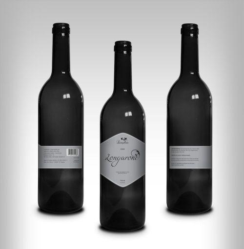 50 Elegant Wine Label Design Examples