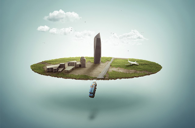 Create a Lost Fantasy Micro World with Powerful Photo Manipulation Techniques in Photoshop