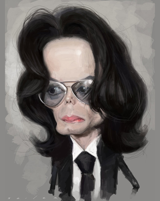 Celebrity Caricatures Funny