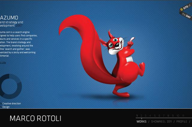Marco Rotoli hero image slider
