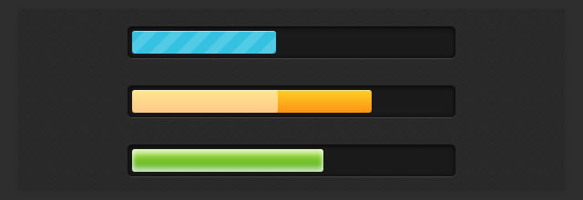 Stylish CSS3 Progress Bars (Tutorial)