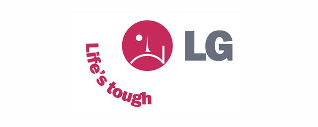 logo brand LG Parody