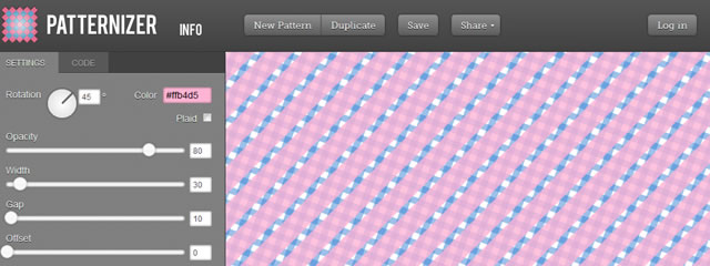 Patternizer
