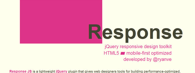 Response Javascript