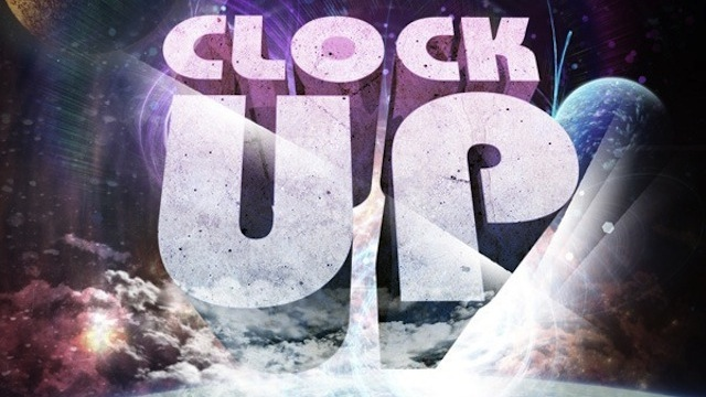 Clock Up Wallpaper