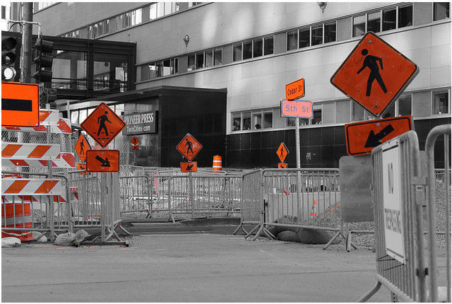 b and w shot coloring Walk This Way
