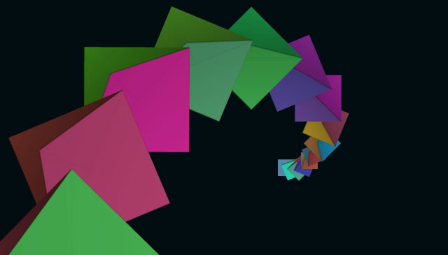 Canvas Demo - Origami html5