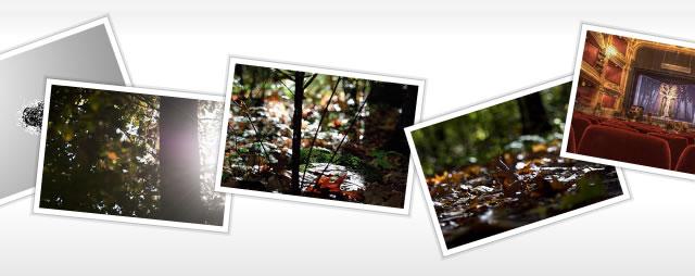 Canvas Demo - Canvas PS3 Slideshow html5