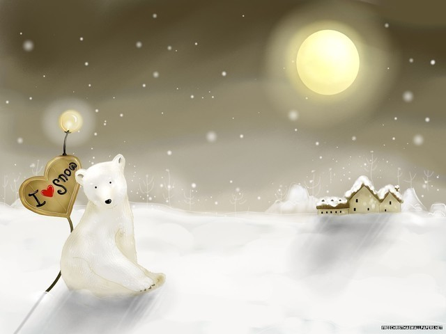 desktop Beautiful Christmas