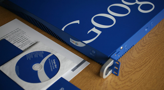 Google - Web Server hardware and software photo