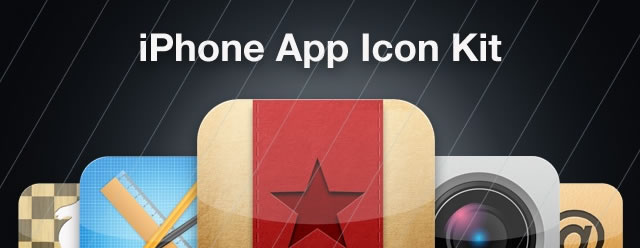iPhone App Icon Kit