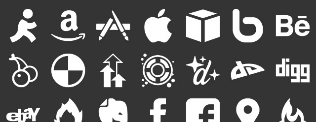 JustVector Social Icons