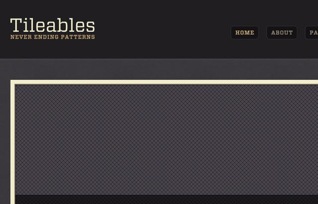 desktop view of Tileables