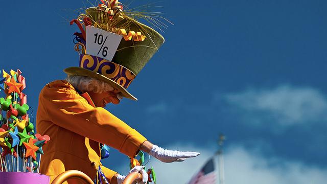 The Mad Hatter - Disney World, Florida