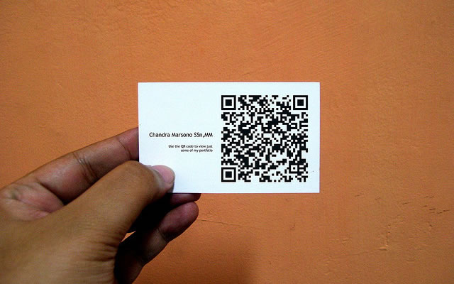 some truly creative uses for qr codes