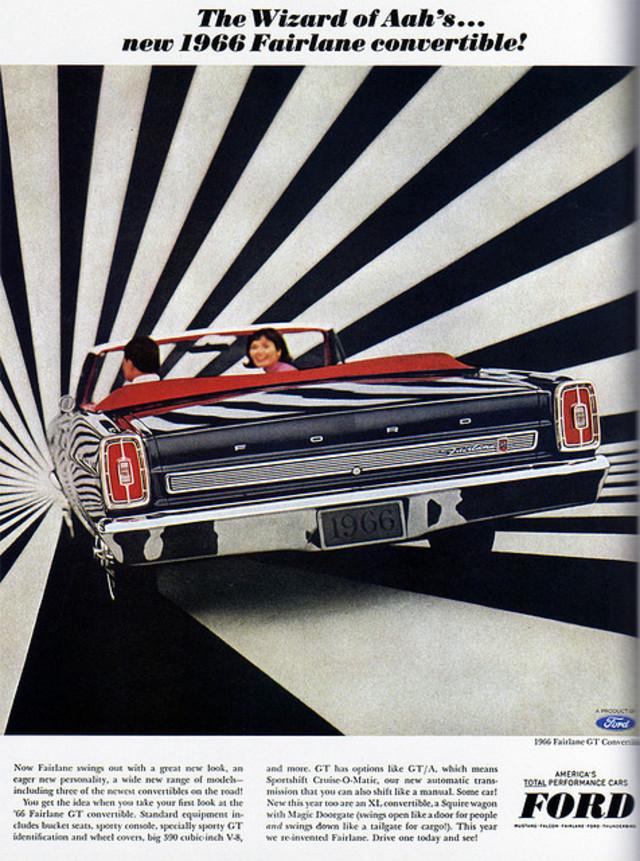 Ford Fairlane Convertible (USA)